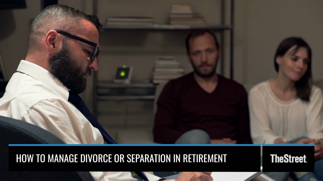 How to Manage the Risk of Divorce, Separation or Remarriage after Retirement