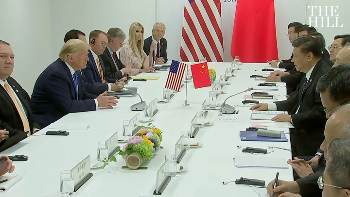 Schumer: Trump 'sold out' on China trade deal