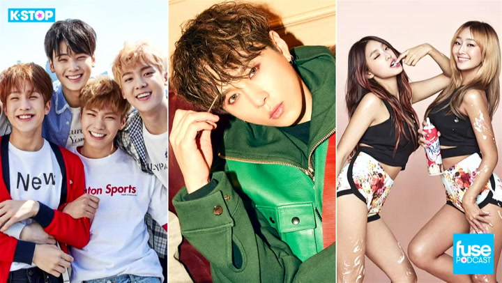 Astro, Highlight and Remembering Sistar With Lonely: K Stop