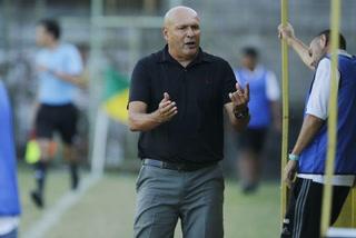 Wilmer Cruz fue presentado como nuevo técnico del Juticalpa