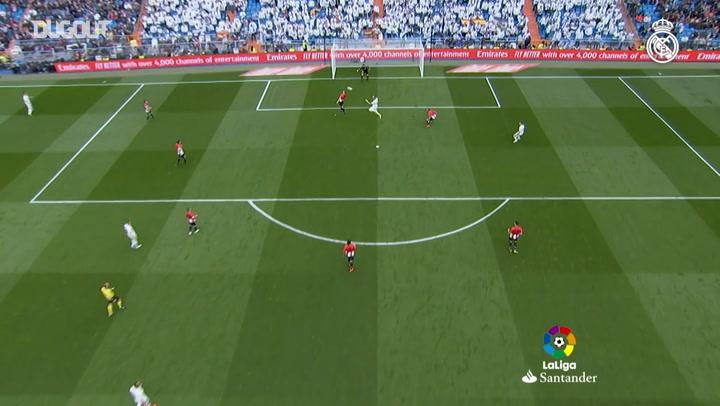Hat-trick heroes: Karim Benzema vs Athletic Bilbao