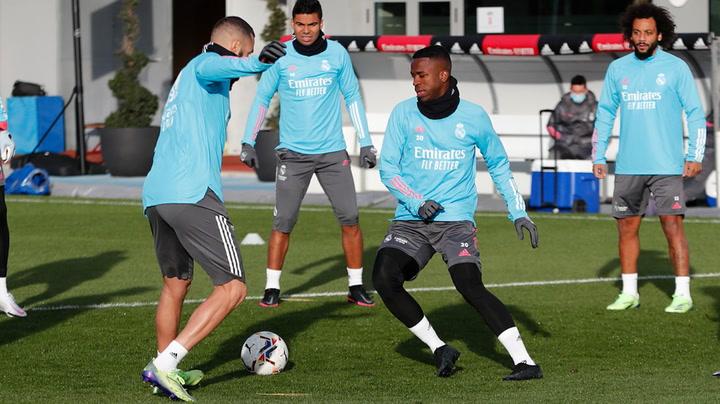 El Real Madrid ya se encuentra camino a Sevilla