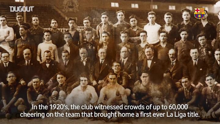 El Clásico Stories: The Camp Nou
