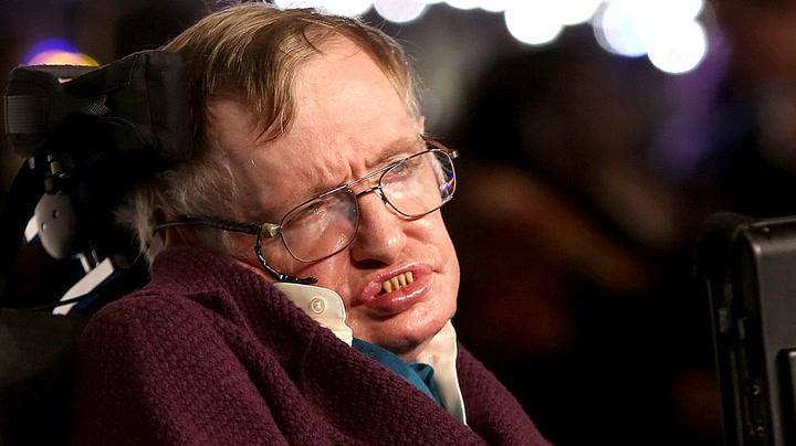 Stephen Hawkings fantastiske trøst til knuste ungpikehjerter