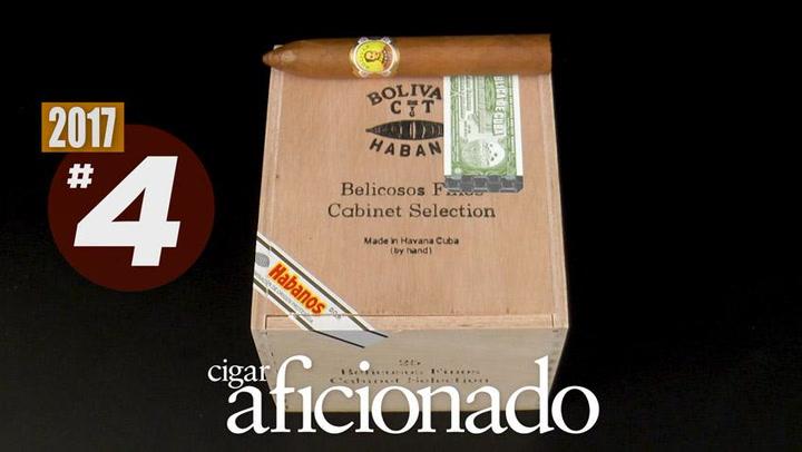 No. 4 Cigar of 2017