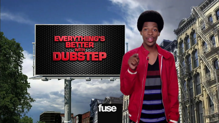 Shows: Off Beat: Dubstep Makes Everything Better!