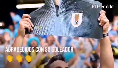 EHmojicrónica Francia 2-0 Uruguay Rusia 2018