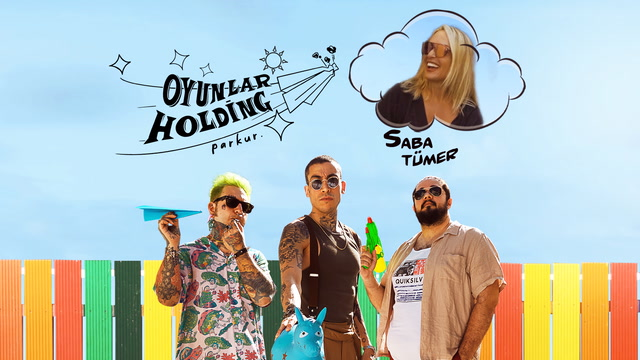 Oyunlar Holding: Parkur - Saba Tümer