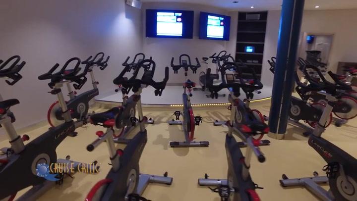 Harmony Of The Seas Vitality Spa And Fitness Center