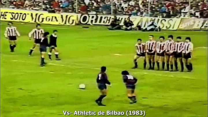 Maradona, al Barça: el 'fichaje del siglo XX' cumple 38 años
