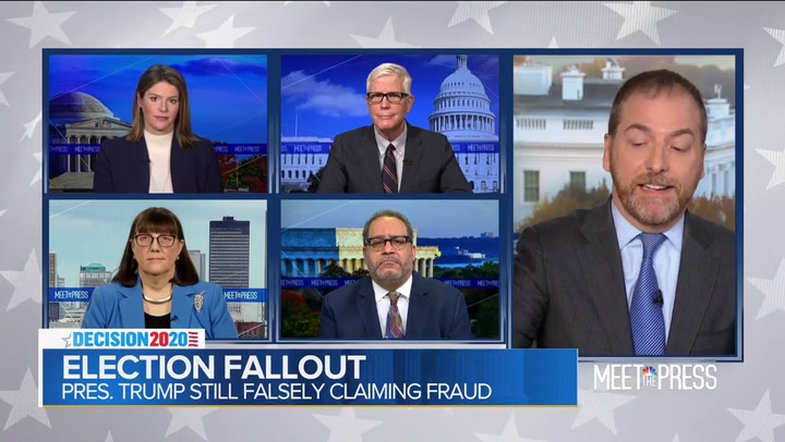 Michael Eric Dyson: City Vote Fraud Claims Is Trump's Dog-Whistle to White Supremacists