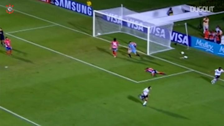 All Corinthians' 2012 Libertadores goals