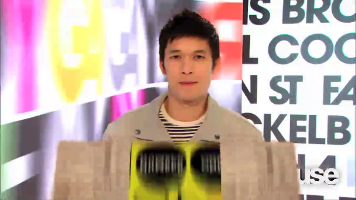 """Shows: Top 100: Harry Shum Jr. Can't Get Enough of Usher's """"Yeah!"""""""