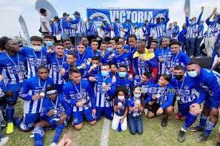 Día histórico: Así se vivió el Victoria su regreso a la Liga Nacional en Honduras