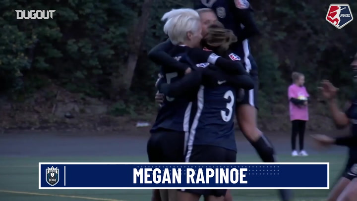 Best Forwards: Megan Rapinoe