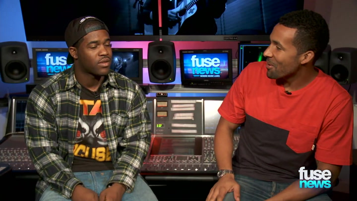 """Shows: Fuse News: A$AP Ferg Reacts to Kendrick's """"Control"""" Verse & Rihanna Rumors"""