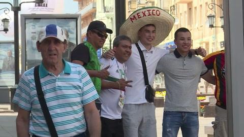 Brasil-México: los hinchas lo esperan con temor y esperanza