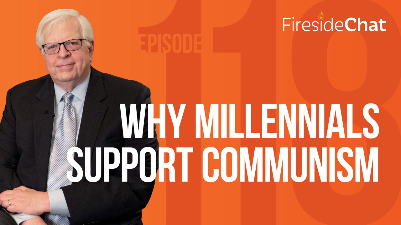 Ep. 118 — Why Millennials Support Communism
