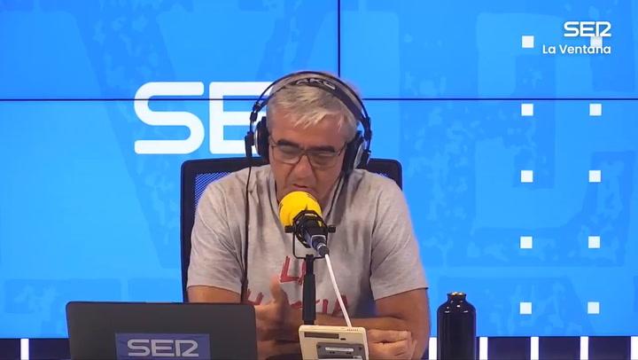 Parte el alma: el discurso viral de Francino en su vuelta a la radio