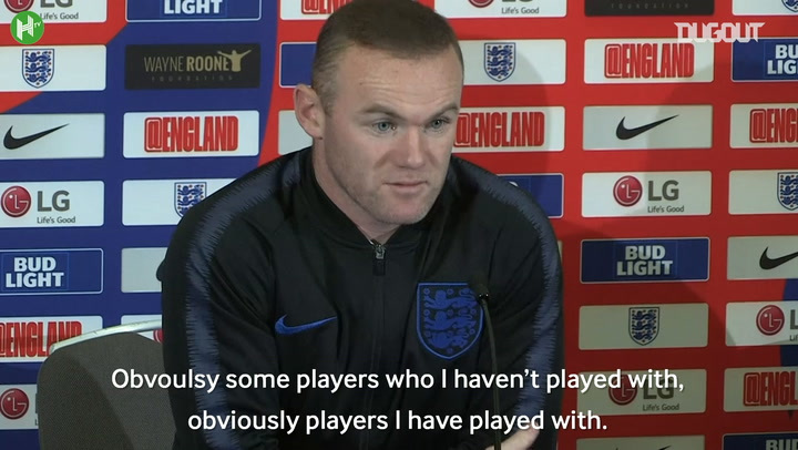 Wayne Rooney Not Asking People To Agree With England Recall