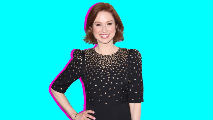 EXCLUSIVE: Ellie Kemper Dishes on Tina Fey, Daniel Radcliffe, & Mom-Shaming — Plus a Peek at Her Holiday Plans