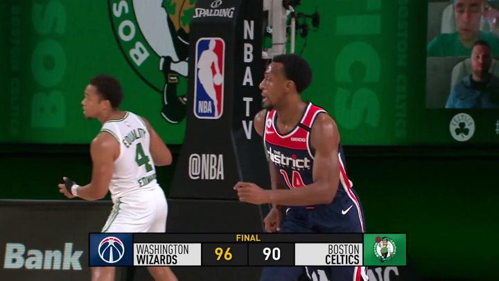 El resumen de la jornada de la NBA del 13 de agosto 2020
