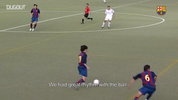 When A Young Leo Messi Scored Four Vs Sevilla