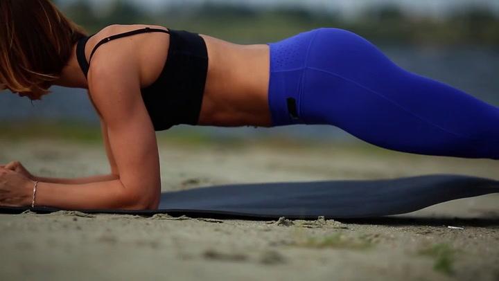 11. Planks