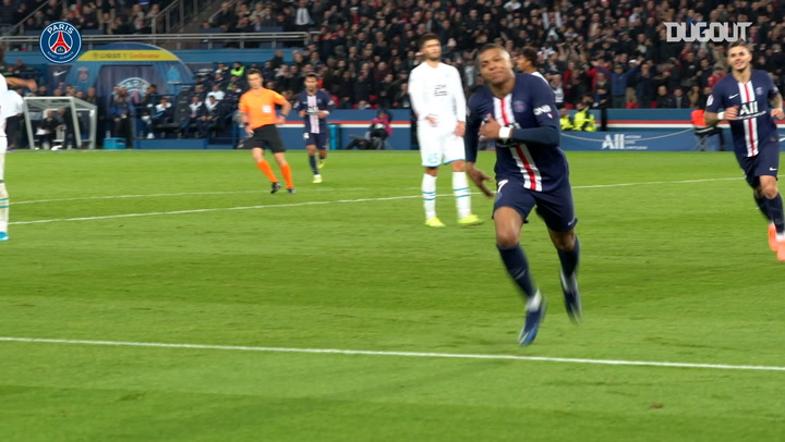 Mbappe punishes OM for the second time