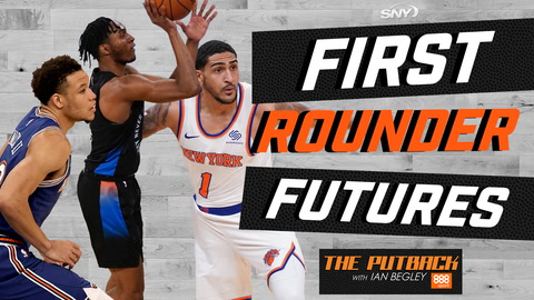 The Putback with Ian Begley: What's the Knicks' future for Obi Toppin, Immanuel Quickley, and Kevin Knox?