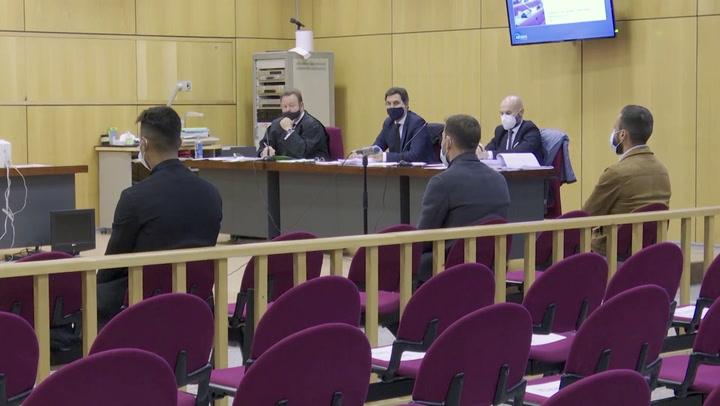 Enrich y Luna reconocieron haber grabado el vídeo sexual sin consentimiento, durante el juicio