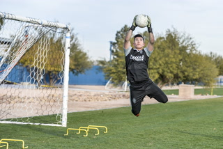 Lights FC ignite goalkeeper competition