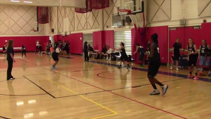 Take A Peak Into The Skills Sessions At Usa Basketball Womens U16 National Team Trials