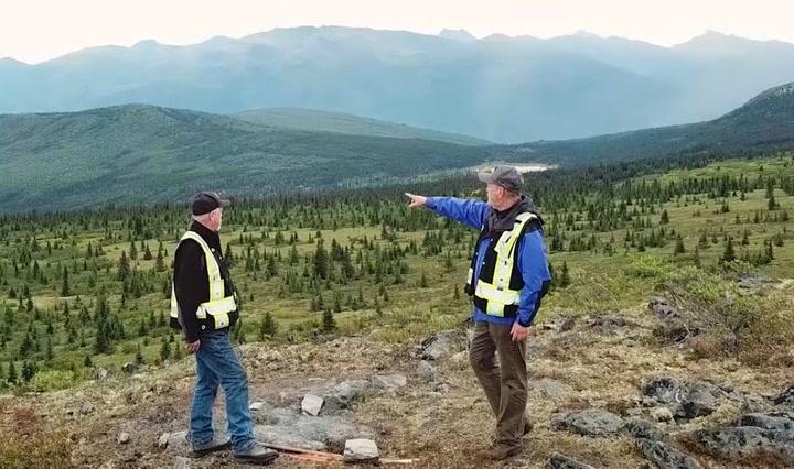 Metallic Minerals: High-Grade Silver in Canada's Yukon Territory