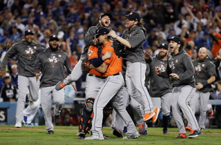 Nevada sports books suffer record $11.4M loss after World Series
