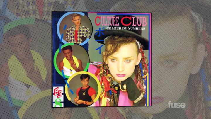 Boy George Talks Culture Club