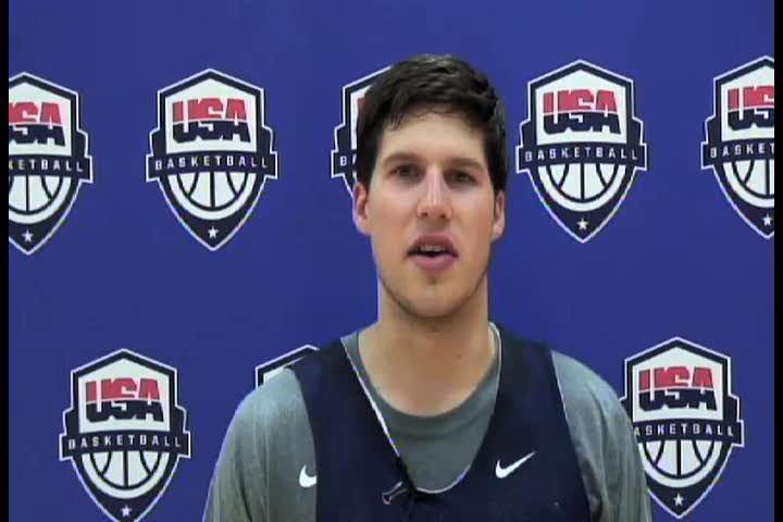 Usa Basketball Veterans Doug Mcdermott Chasson Randle On Training Camp