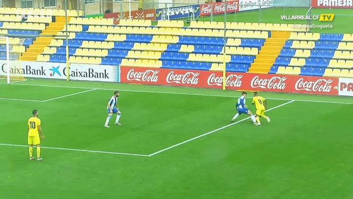 HIGHLIGHTS: VILLARREAL B 3-1 ESPANYOL B