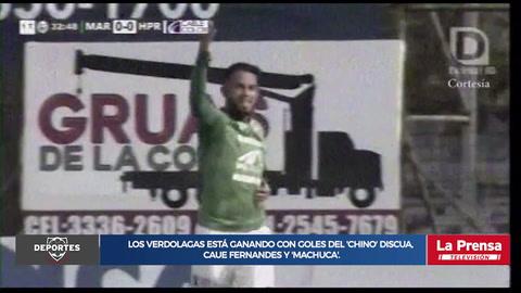 Marlon Ramírez hace el tercero de Marathón y fulmina al Honduras Progreso