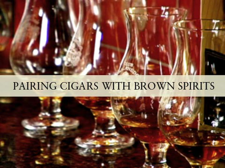 Cigars and Spirits
