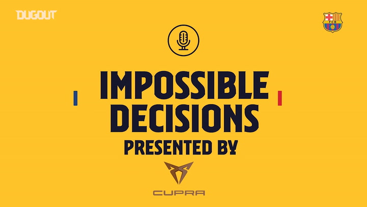 Impossible Decisions with Marc-André ter Stegen