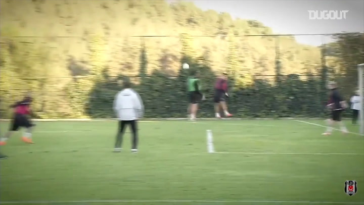 Besiktas Training Goals Of The Week #5