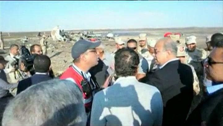 Veel vragen na vliegtuigcrash Egypte
