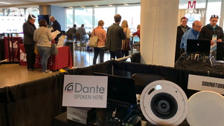 AVI LIVE: MSE Audio Showcases STnet Series of Products Operating on the Dante Platform