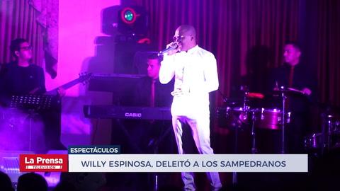 Willy Espinosa,
