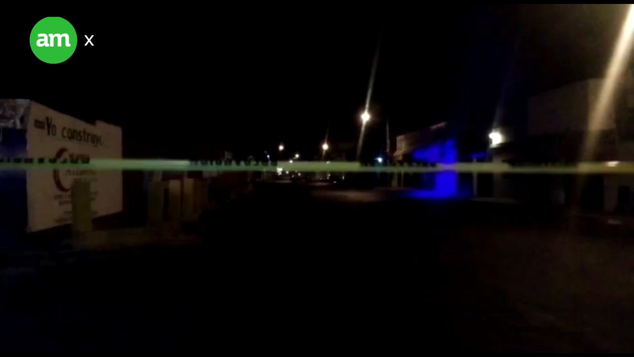 Asesinan a dos en la zona centro de Celaya