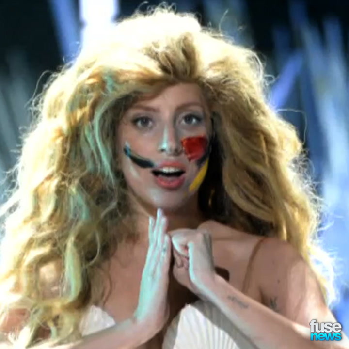 """Inside Lady Gaga's artRave: 'ARTPOP' Inspiration Is """"Music With No Boundaries"""""""
