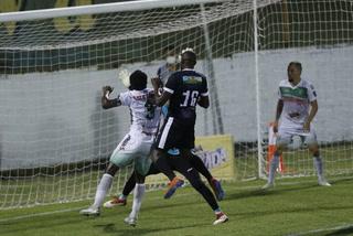 Real Sociedad consigue un valioso empate ante Platense en el Puerto y se pone a un punto del Real de Minas