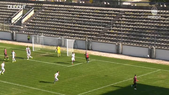 KF Shkëndija net three against Sileks