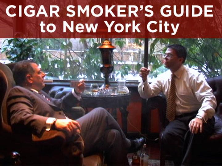 N.Y. Cigar Havens